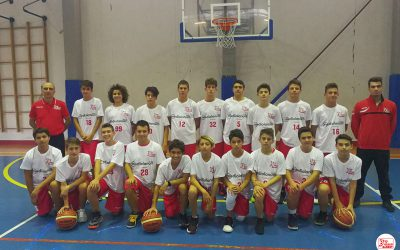 U 15 | Campionato FIP