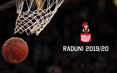 Raduni 2019/2020
