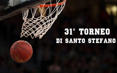 Ritorna il Torneo di Santo Stefano