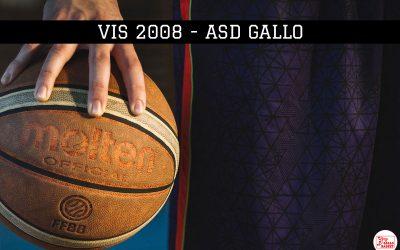 U15 | Vis 2008 – Gallo Basket