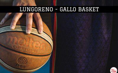 U14 | Gallo Basket – Lungoreno
