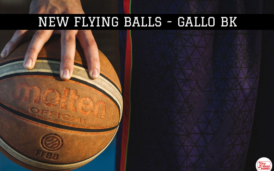 New flying balls vs gallo bk