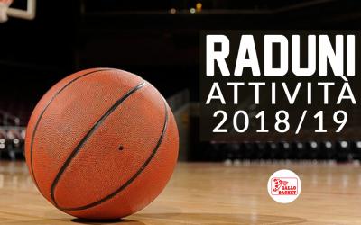 Raduni Attività 2018/2019
